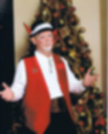 """Dallas Magician Marty Westerman has another favorite holiday character """"Tiny"""" the Magical Elf"""