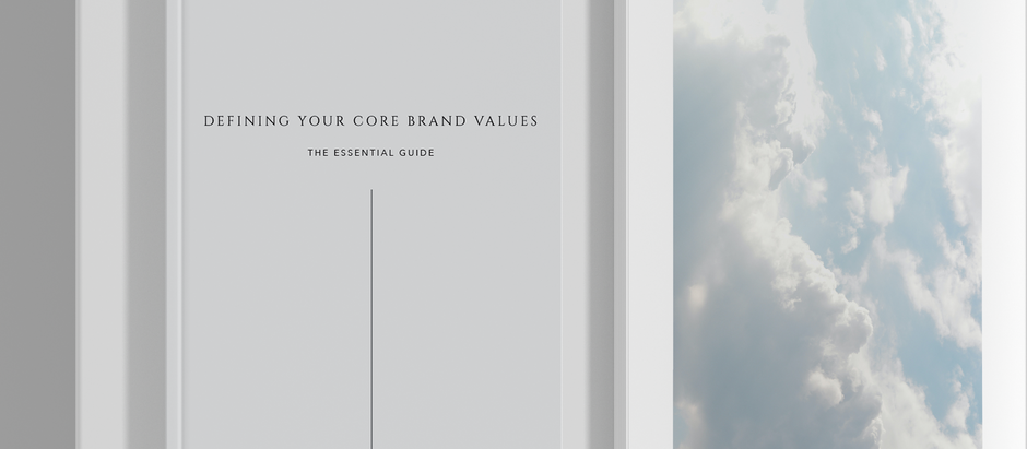 The Essential Guide to Defining Your Core Brand Values