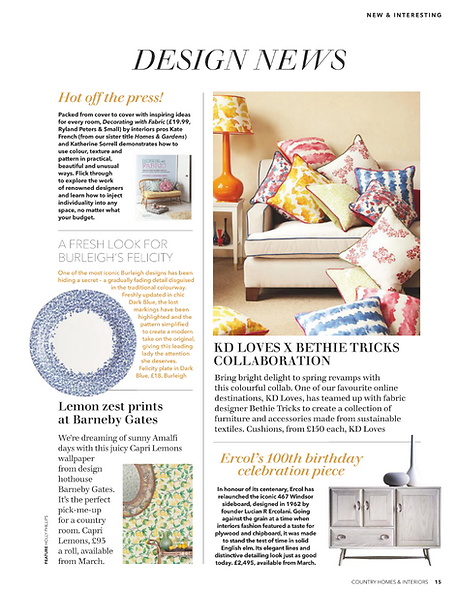 Country Homes & Interiors - March 2020pn