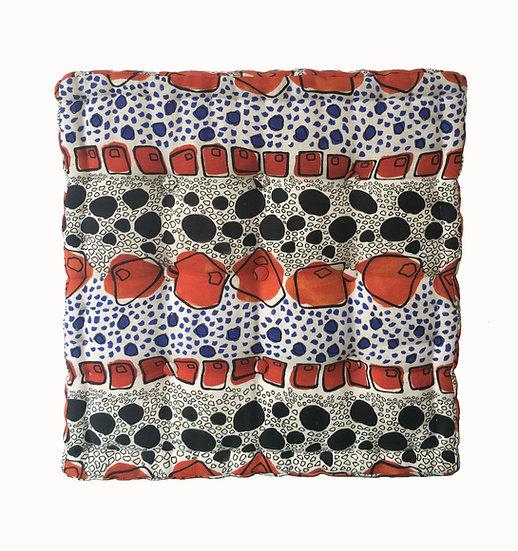 Tribal French Floor Cushion
