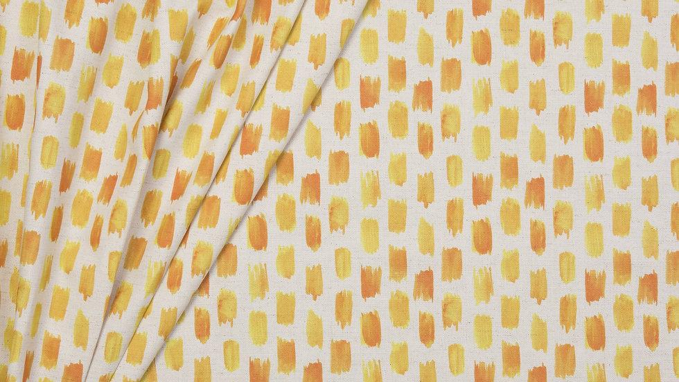 Brushstroke - Saffron