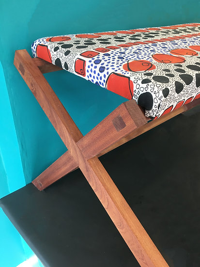 Tribal Bench