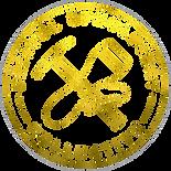 Copy of upholster logo Gold Transparent