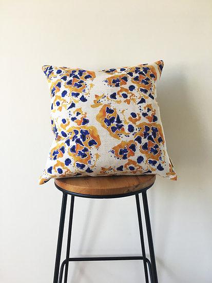 Inky Seeds Cushion