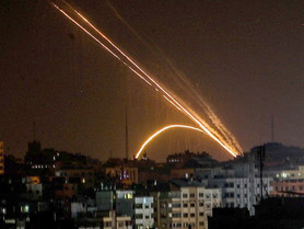 Islamofascists Have Fired More Than 700 Rockets Into Israel In 48 Hours