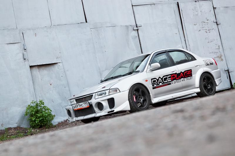 Mitsubishi Lancer Evo 5