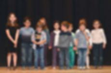 Audition éveil musical enfants - mairie du 14eme - 2017