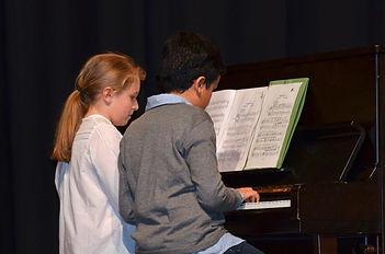Audition initiation piano/solfège enfants - mairie du 14eme - 2016