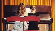 Audition piano/solfège à la mairie du XIVème - 2007
