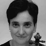 Silvia Peirolo professeur de violon Enac