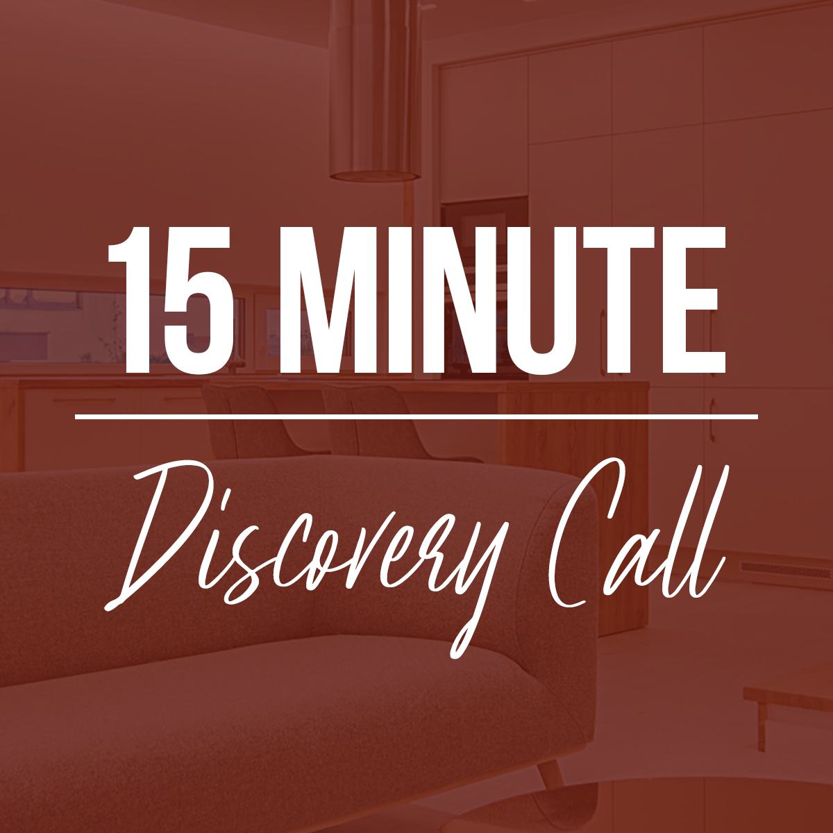 15 Minute Discovery Call