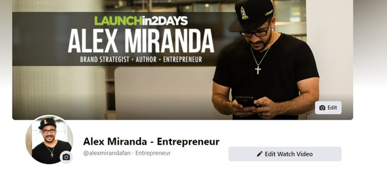 Facebook: Why Christian Entrepreneurs Should Create a Public Figure Page, and How