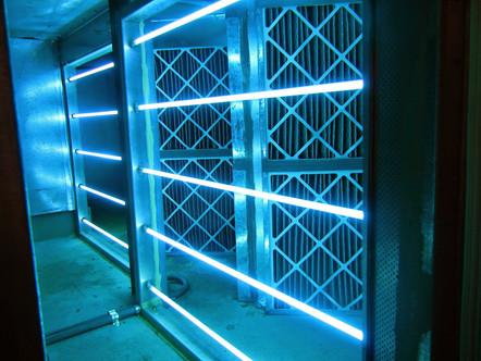 UV Air Purification