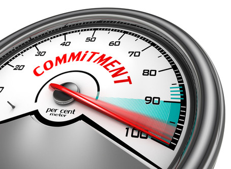 Restart Your Business:  Day 34 – Commitment Motivates Others