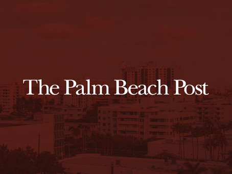 SOVEREIGN FEATURED IN THE PALM BEACH POST – COLONY PALM BEACH