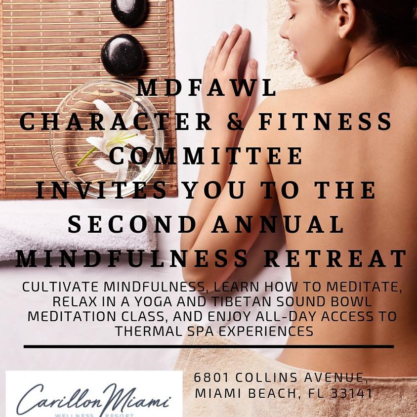 Second Annual Mindfulness Retreat (2)