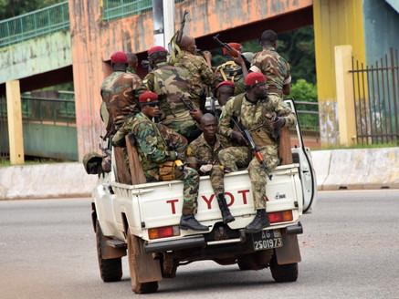 Guinea in turmoil as soldiers claim power