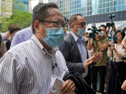 Hong Kong Activists Sentenced for Protest
