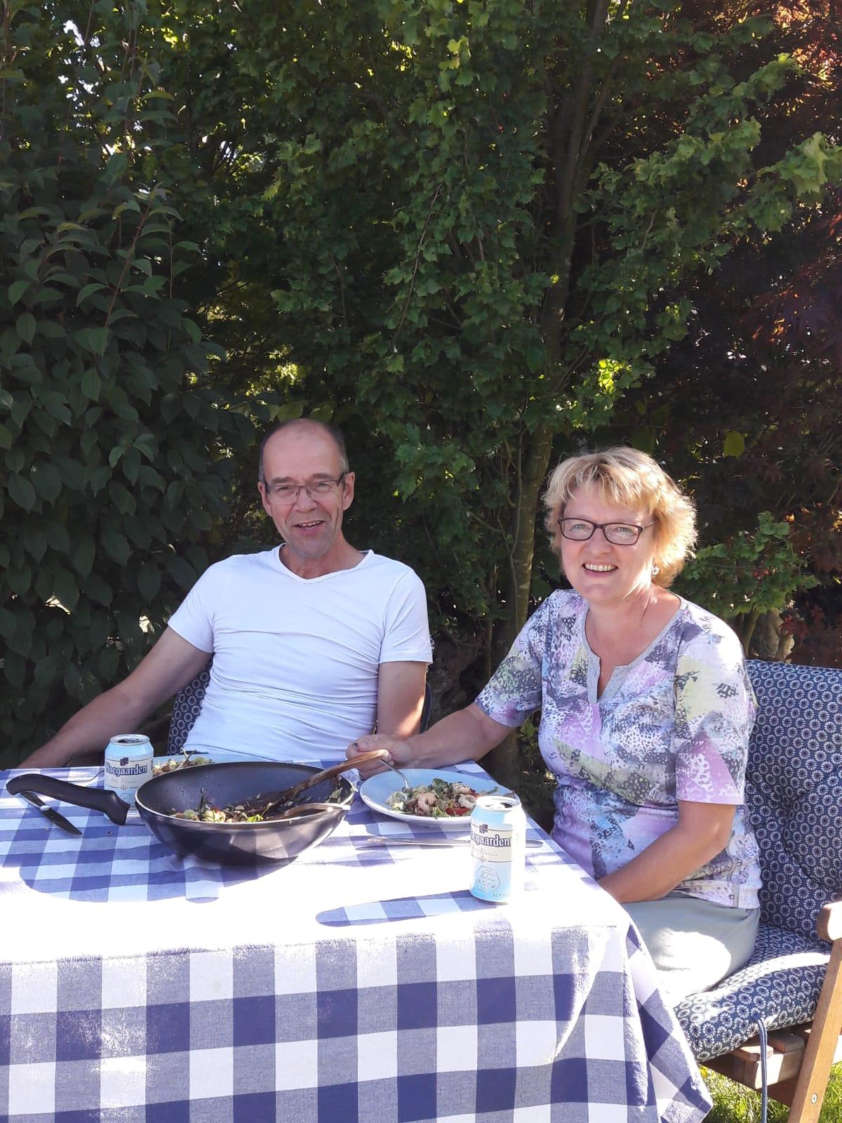 Hans en Karen