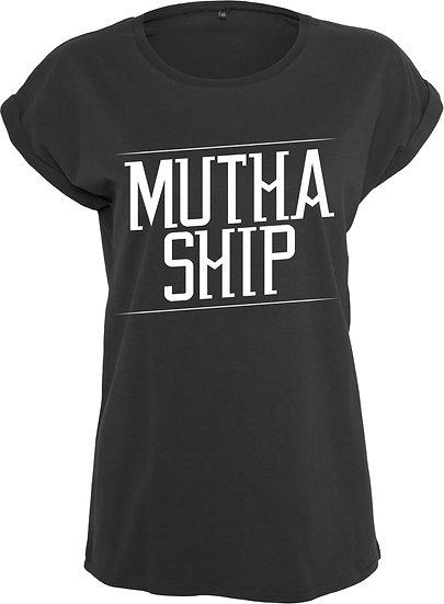 Mutha Ship Logo Tee