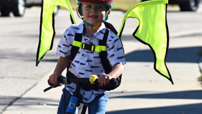 Teaching Kids Bike Safety: If nothing else, teach them this…