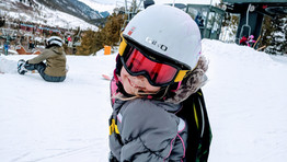 Ski Safety with Kids: How Do I Find the Right Size Ski and Snowboard Helmet for My Child?