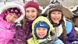 5 Tips to Dress For Success- Successfully Kicking your Kids Outside to Play in the Winter