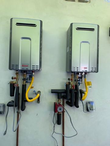 Tankless Water-Heater Maintenance Service