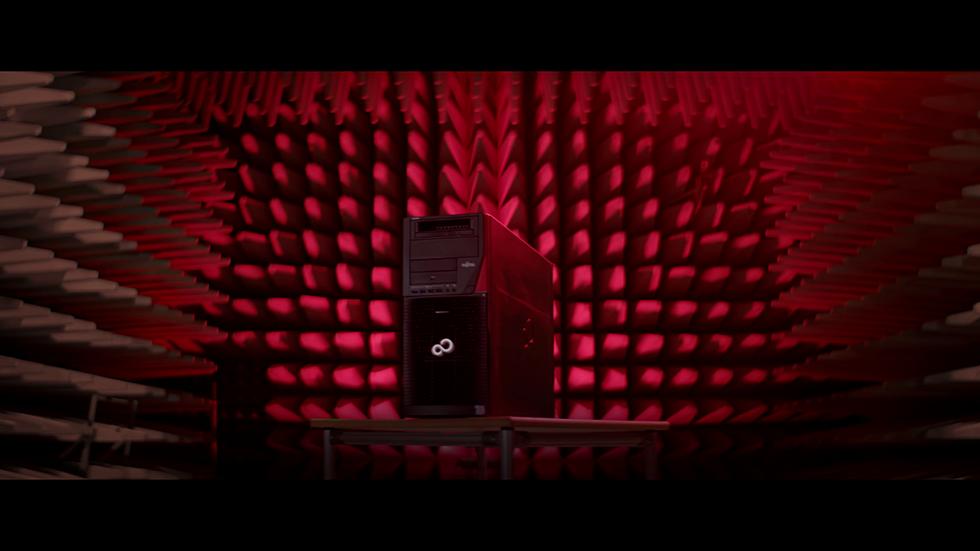 Fujitsu brand film