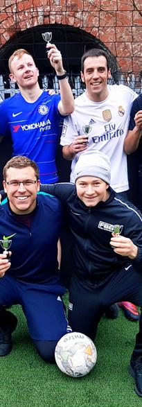 Tournament 3 winners
