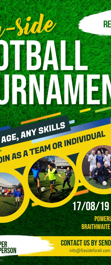 Eventbrite tournament