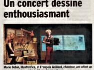 Le Dauphiné Libéré, 22/10/2017