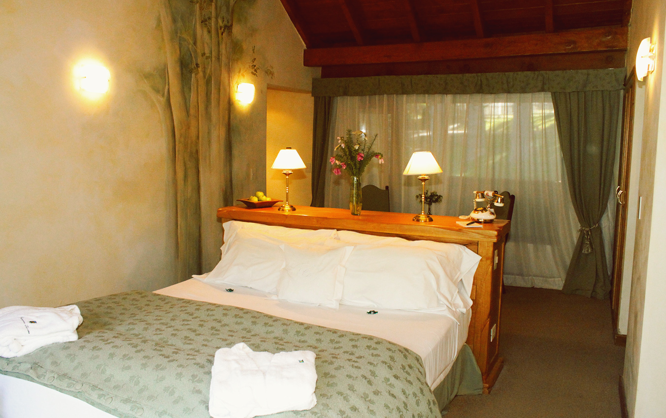 Luxury Suite Bosque
