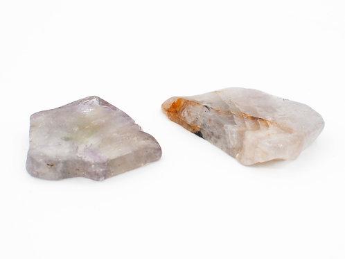 "Auralite 23 ""Light Matter"" | Slice | Canadian Minerals | 1318"