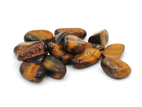 Tiger's Eye | Tumbled Gemstone | Polished Crystal