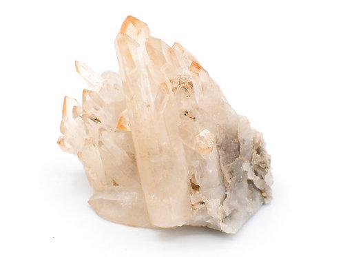 Tangerine Quartz Cluster | Canadian Minerals | 1227