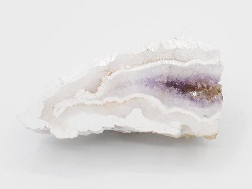 Porcelain Amethyst | Canadian Minerals | 1252