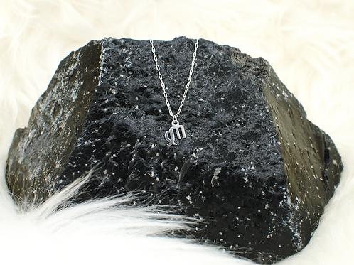 "Virgo | Stacker Necklace | 0.925 Sterling Silver | 16"" or 18"" | 1116"