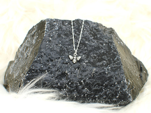 """Bumblebee Necklace 