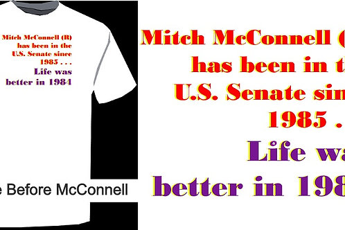 Life Before... Mitch McConnell