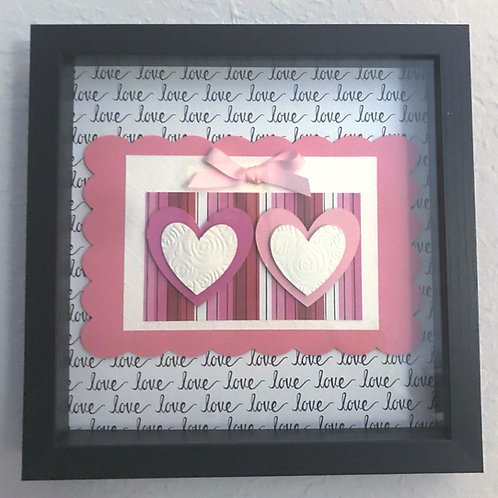 Heart Shadow Box 002