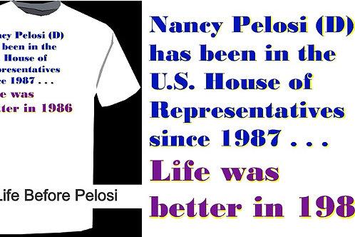 Life Before... Nancy Pelosi