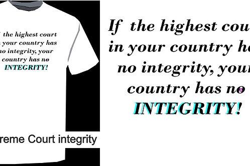 Supreme Court Integrity