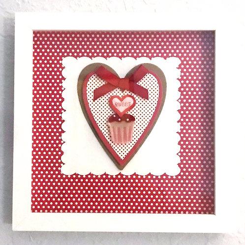 Heart Shadow Box 001