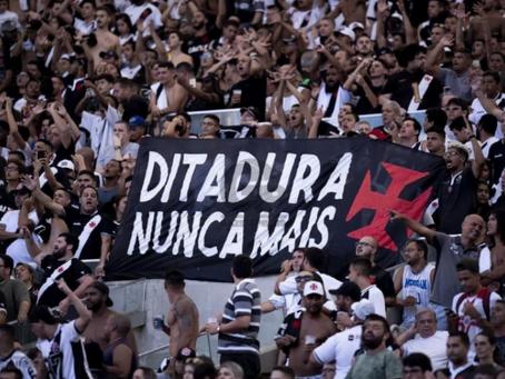A Ditadura roubou o Vasco