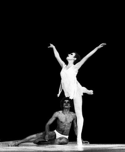 """""""DAPHNIS et CHLOÉ"""" 1979"""