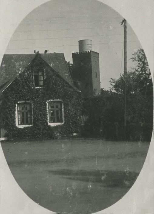 B.nr. 578 Observatorium ca. 1920 - Kopi.