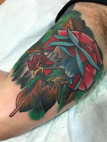 Today's #tattoo efforts #tattoos #tattoo