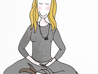 Mindfulness and Biofeedback! My super secret trick to meditation.