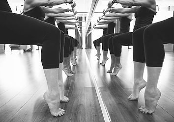 Barre class, Barre workout